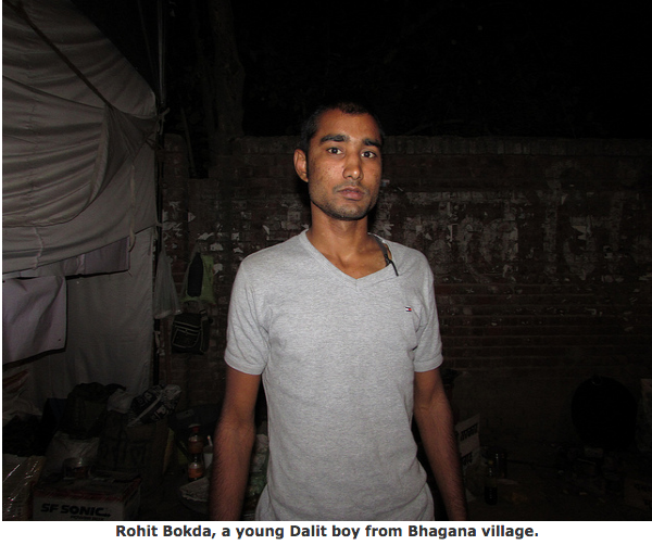 Ethnic violence m reyaz in march 2012 when the ground where dalit boys played was acquired by jats and a wall was constructed obstructing dalits from the village to have access thecheapjerseys Images